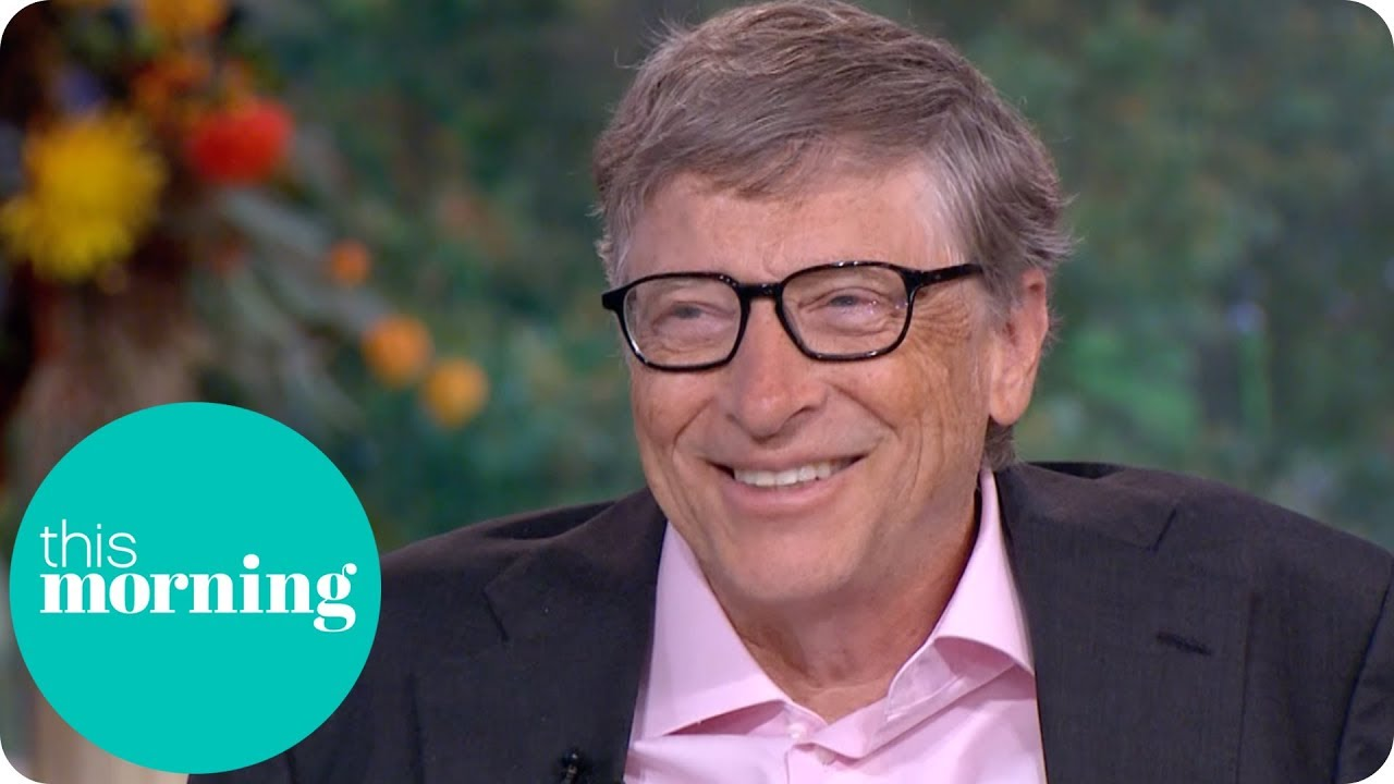 Bill Gates On Leaving Money To His Children This Morning Youtube