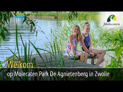 Welkom op Molecaten Park De Agnietenberg, Zwolle, Vechtdal Overijssel