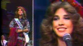 Miss Universe 1982 Parade Of Nations