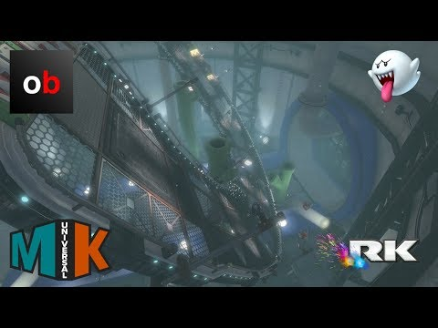 [MK8DX] MKUDX Season 2 - Division 5 Week 6 - OB vs RK2