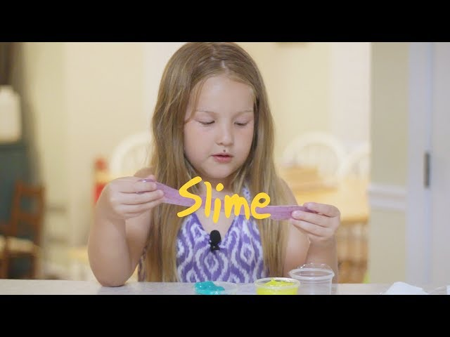 Slime Unboxing Video - Compound Kings Slime Review