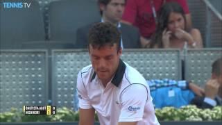 2015 Mutua Madrid Open - Thursday action feat. Nadal Murray & Nishikori