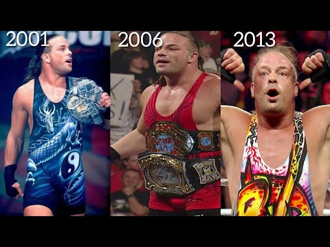 Evolution Of Entrance (Rob Van Dam) WWE (2001-2013)