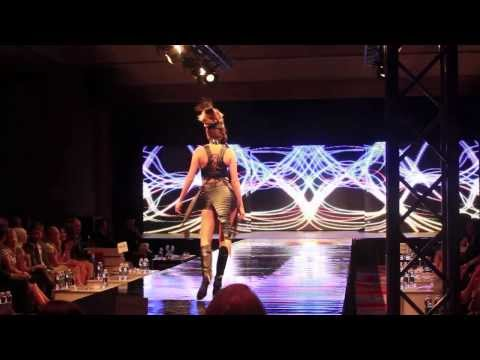 Avenue Rouge Fashion Show 2013- Rigsby Frederick Salon & Gallery - Raw Elegance Collection