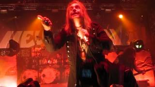 Helloween-Straight Out of Hell live Bucuresti 2013
