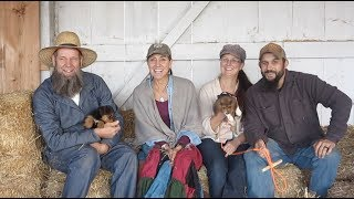Off Grid meets On Grid: Our Afternoon with Doug and Stacy from Off Grid with Doug and Stacy