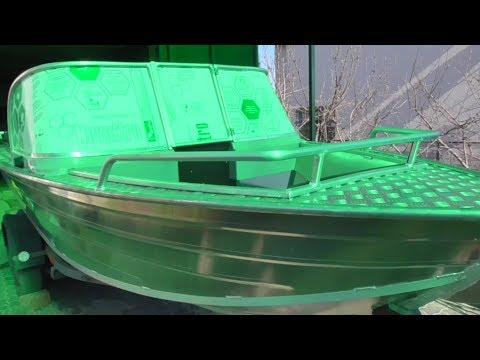 Честный отзыв о лодке Wyatbot 430 DCM