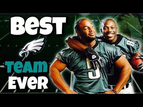 Meet the Eagles Team that SHOULD'VE WON the Super Bowl