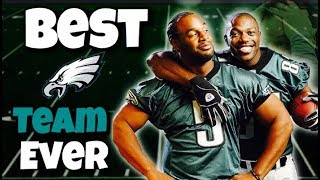Meet the Eagles Team that SHOULD'VE WON the Super Bowl