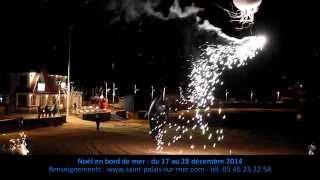 Noël en bord de Mer à Saint-Palais-sur-Mer