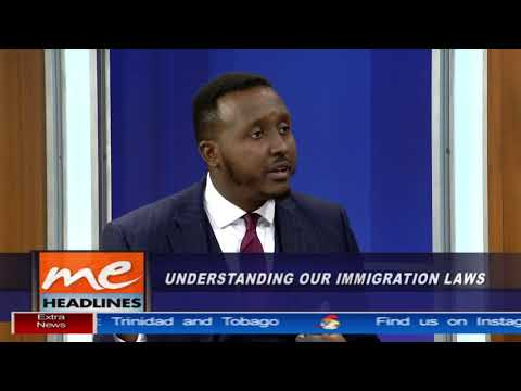 IMMIGRATION LAW IN TRINIDAD AND TOBAGO