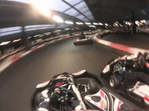 London Docklands - Teamsport Kart Champs 2014