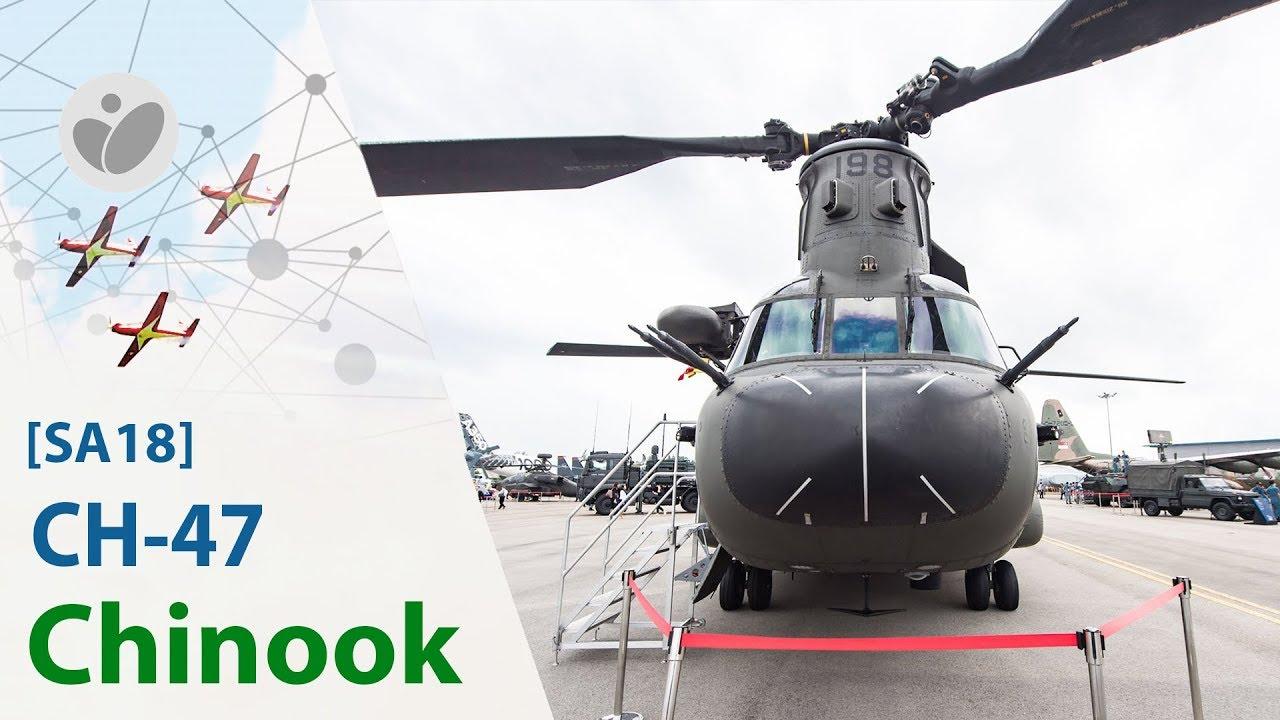 [SA2018] CH-47 Chinook - trực thăng thả Jaeger trong Pacific Rim   Xe.tinhte.vn