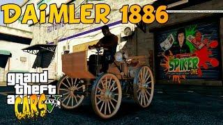 GTA 5 PC CARS :  Daimler 1886