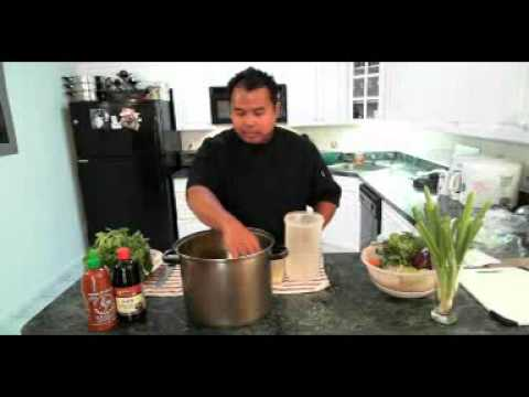 Pho - How to make Vietnamese Soup, start to finish