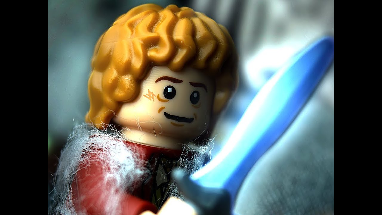Lego The Hobbit Ep1 Bilbo Baggins Youtube