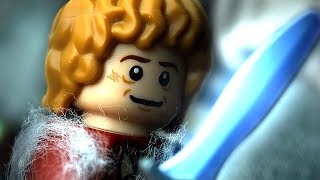 LEGO: The Hobbit - EP1: Bilbo Baggins