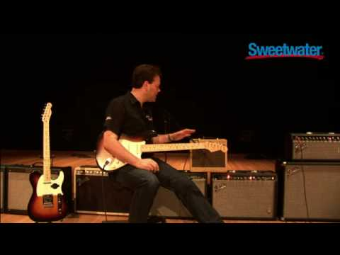 Fender '57 Champ Demo - Sweetwater