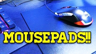 MOUSEPADS - Cloth vs Hard Plastic - G440 QCK+ Nick Reviews