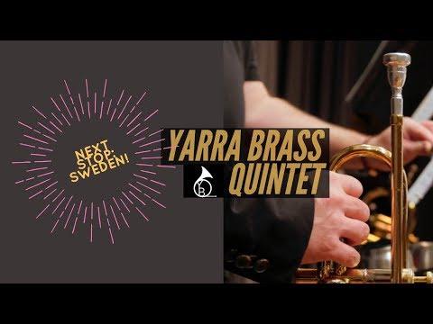 Yarra Brass Quintet- Australian Cultural Fund