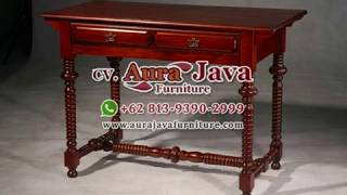 New Classic Console Table | Wall Table | Jepara Furniture | Indonesia Furniture | Ajf | 2020