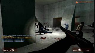 [Gameplay] Zombie Master: Source (HD)