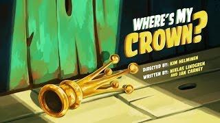 Злые птички мультик - Энгри Бердс - Где моя корона (S1E2) || Angry birds Toons