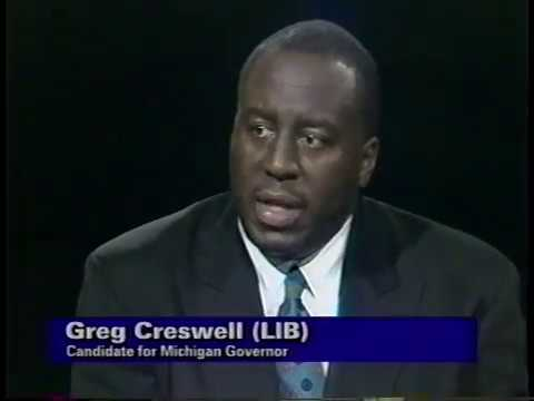 Gregory Creswell Interview in 2006