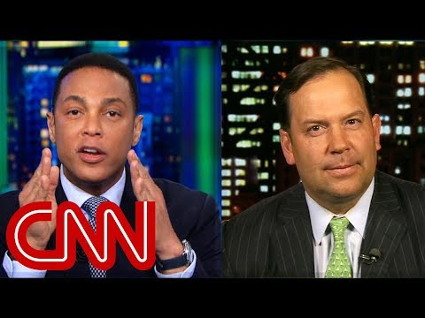 Don Lemon to analyst: You're lying to my face