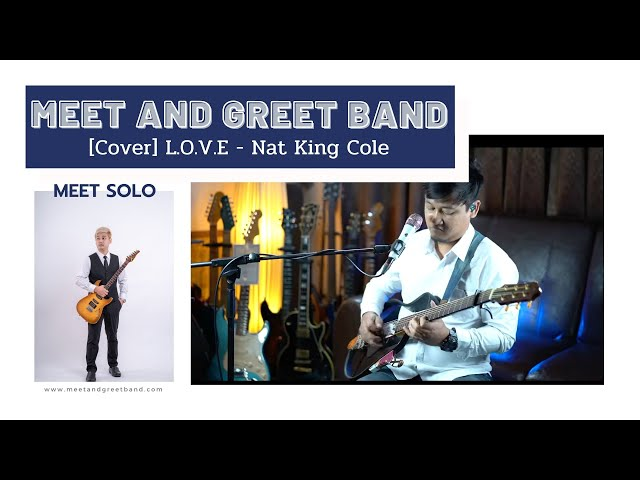 [Live] L.O.V.E - Meet Solo @Bitec | Meet And Greet วงดนตรีงานแต่ง งานเลี้ยง Event