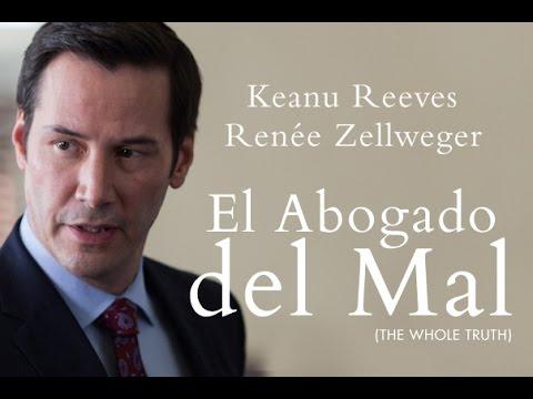 El Abogado del Mal (The Whole Truth) Trailer Oficial Subtitulado al Español películas actuales con giros inesperados