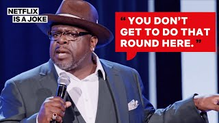 My Teen Son's Girlfriend Needs To Learn Respect | Cedric The Entertainer