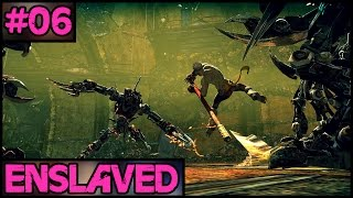 Enslaved: Odyssey To The West - Part 6 - PC Gameplay Walkthrough - 1080p 60fps
