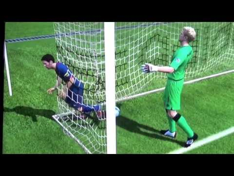 FIFA 13 Bloopers – Funny Moments, Falls, Failures in Soccer Football