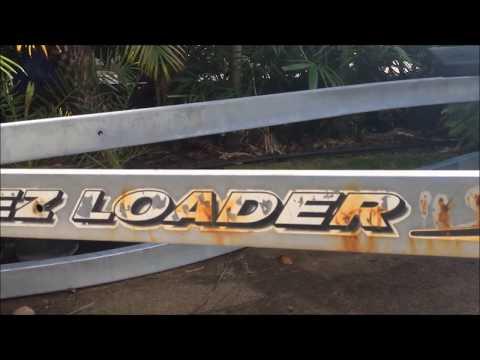 Ez Loader Trailer Repair