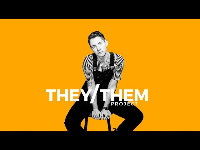 Von - They/Them Project - by Brent Dundore Photography