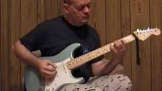 Andy Garrett - Guitar Solo #2