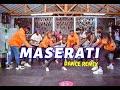 Olakira - MASERATI Remix Ft. Davido |DANCE CHOREOGRAPHY |Dmk Captures