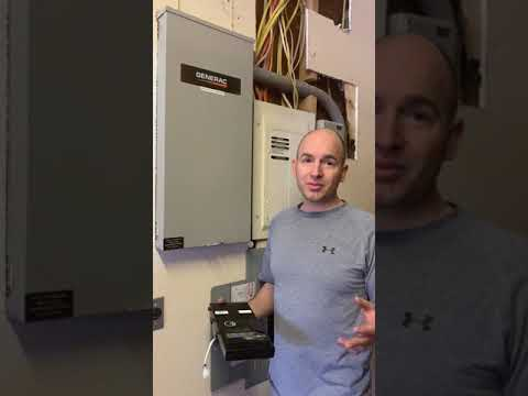 Repeat How to manually shut off auto Generac generator by