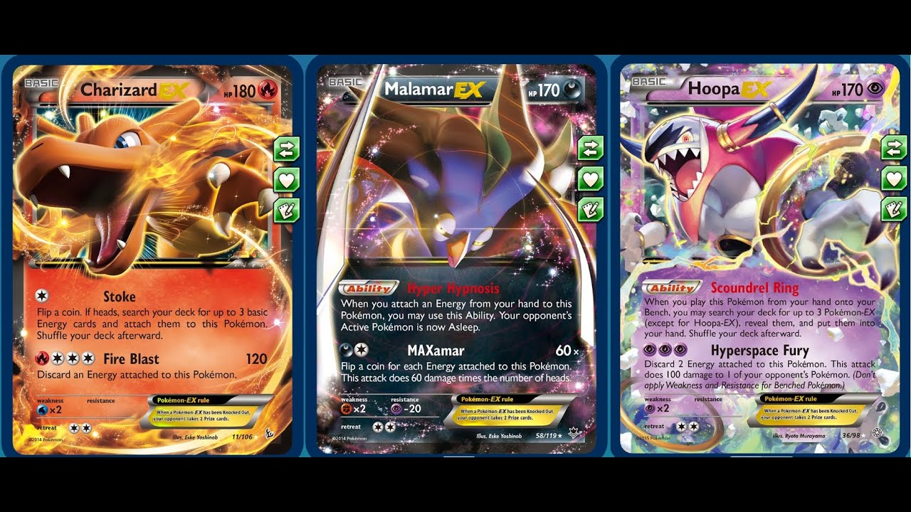 Xy Standard How To Make A Charizard Ex Deck With
