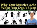 What Happens To Your Muscles When You Don't Sleep - Dr. Alan Mandell, D.C.