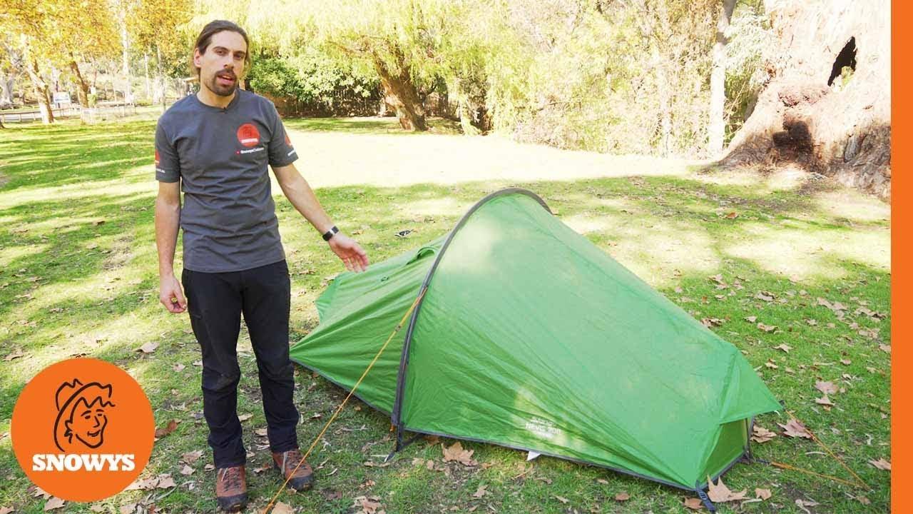 Vango Nevis 100 Tent 1 Person Trekking Tent