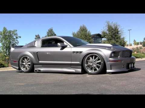 2007 ford mustang gt deluxe custom - rare edition - youtube