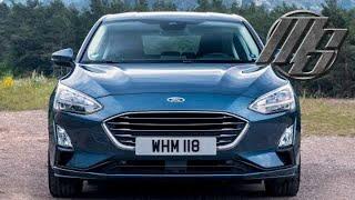 🔴 2019 Ford Focus Titanium - Interior  Exterior and Drive | Best Car - Motorshow
