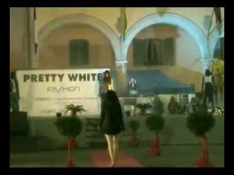 Pretty White Urbino - sflilata moda collezione autunno inverno 2014-2015
