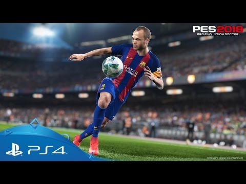 PES 2018 | Teaser Trailer | PS4