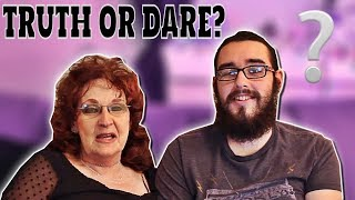 Truth or Dare Challenge with Gary & Almeda!   53 Year Age Gap Couple!