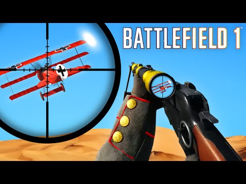 Thumbnail: BATTLEFIELD 1 FAILS & Epic Moments! #1 (BF1 Funny Moments Beta Gameplay Montage)