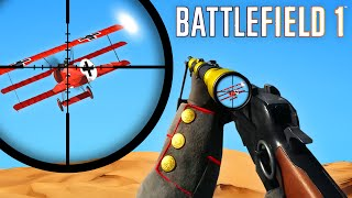 BATTLEFIELD 1 FAILS & Epic Moments! #1 (BF1 Funny Moments Beta Gameplay Montage)