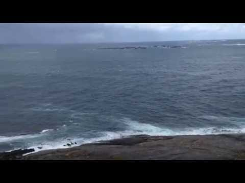 Cape Leeuwin, point where Indian Ocean meets Southern Ocean